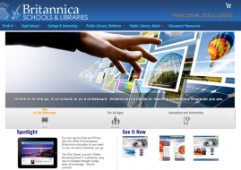 Britannica-Screenshot